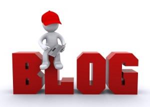 Blog in constructie